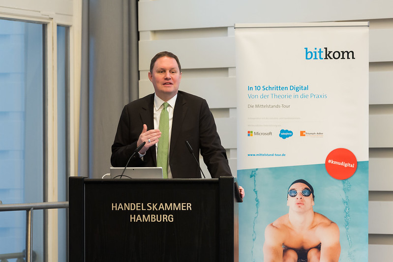 Bitkom Mittelstands-Tour Hamburg