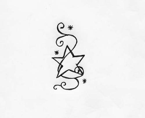 henna tattoo design -star 1 | Mo | Flickr