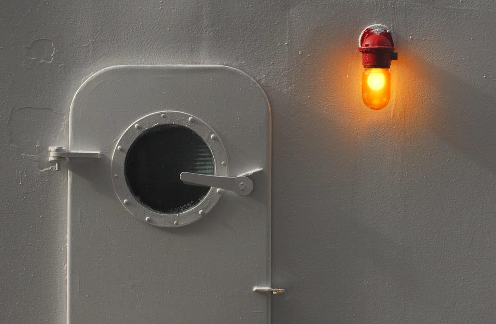 ... boat door | by David McCudden & boat door | NYC trip Nov. 15 2009 Side of a Tug Boat | David ... pezcame.com