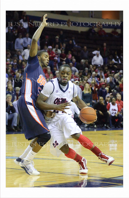 Ole Miss Basketball Shoes
