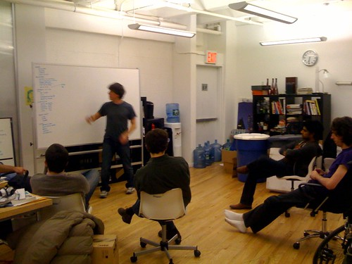 Late night @foursquare World HQ.  Busy lil' bees! | by dpstyles™
