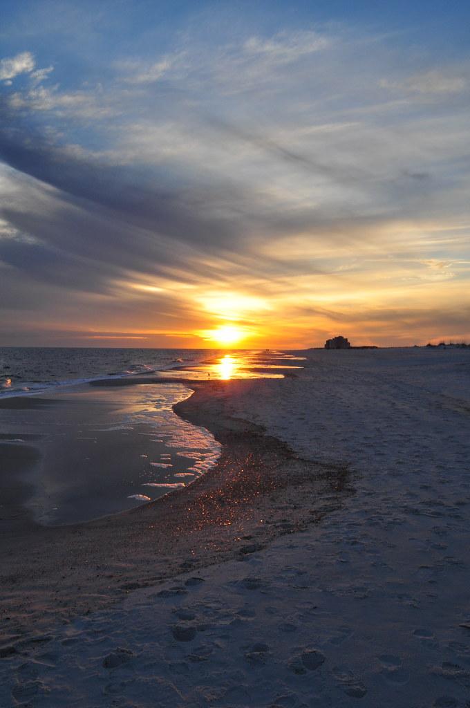 Johnson Beach Pensacola Florida Johnson Beach Pensacola