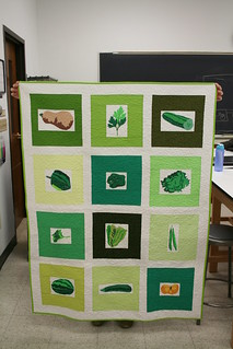 Garden Quilt Front | by Mle BB