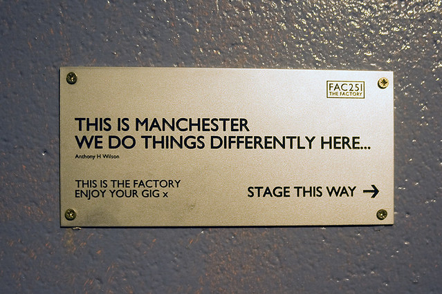 Image result for manchester tony wilson we do things
