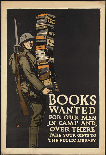 Books Wanted for our Men | by Boston Public Library