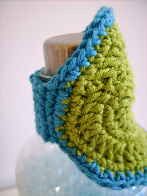Facial Scrubbies With Handle Pdf Crochet Pattern Tutorial Flickr