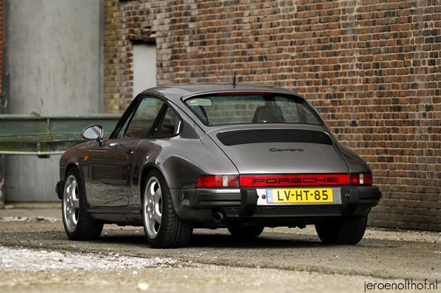 Porsche 911 Carrera 3 2 Classic 911 3 2 From 1985