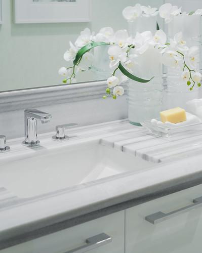 Stunning White Kitchens