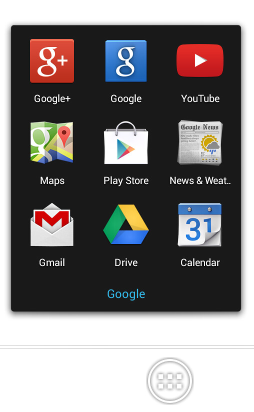 new android google android home screen with apps orde saunders flickr 22489