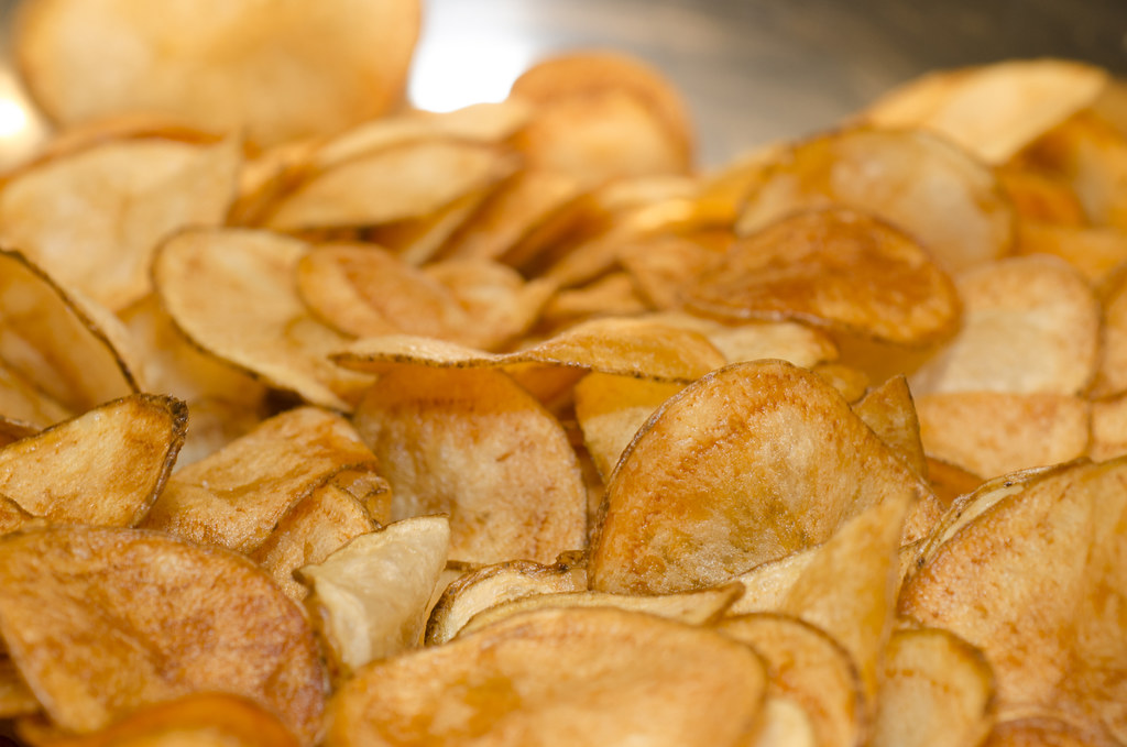 Housemade Chips Kci 1367 Homemade Potato Chips Fresh Cut