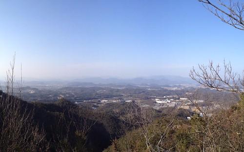 各務原アルプス 向山見晴台(北)