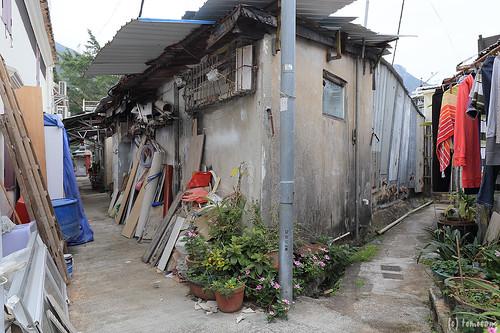 Wong Chuk Hang San Wai
