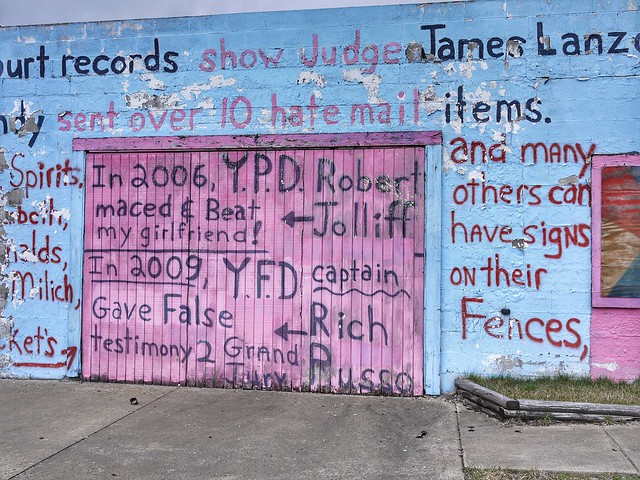 Youngstown Protest Art