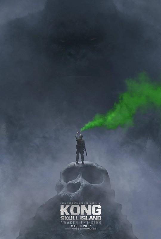 Kong - Skull Island - Poster 1