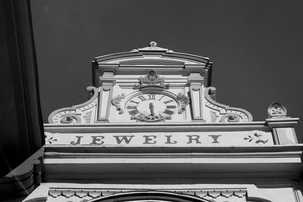 Sheldon Building detail, Shelbyville