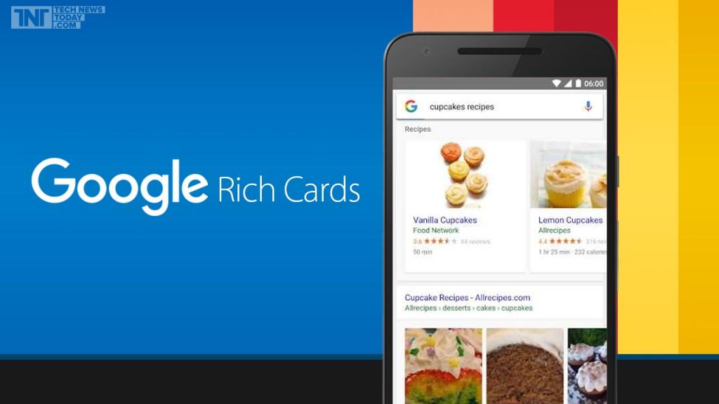 google rich card la gi