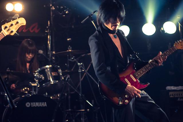 FIX live at La.mama, Tokyo, 13 Mar 2017 -00150