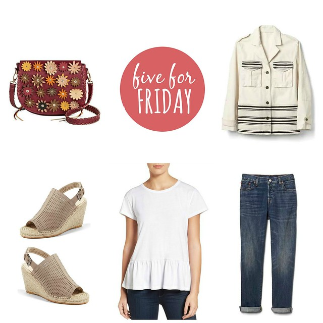 five for friday spring for spring | Style On Target blog