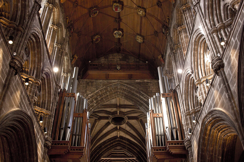 glasgow cathedral, cathedral in glasgow, things to see and do in glasgow