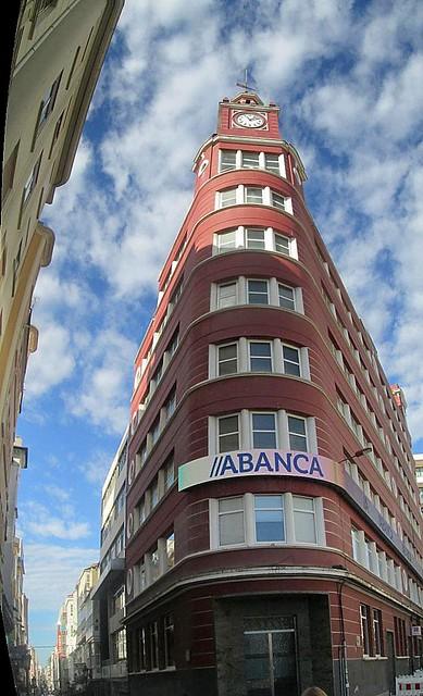 A Banca Close-up