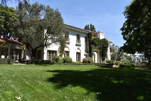 Cecil B De Mille Estate 1913 Florence Yoch Gardens 1930
