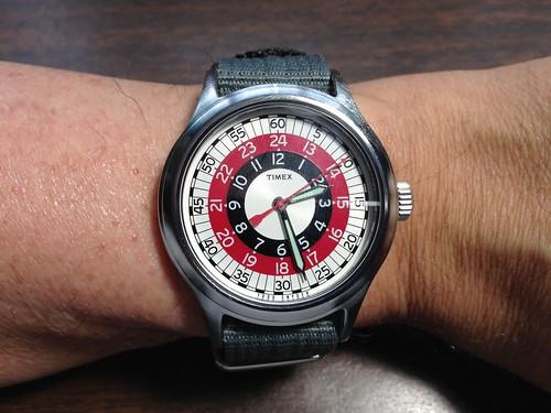 Todd Snyder Timex Mod Quartz Watch