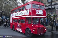 AEC Routemaster - 790 DYE - RM 1790 - Brigit's Afternoon Tea Bus Tour - London 2017 - Steven Gray - IMG_8890