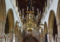 nave candelabra