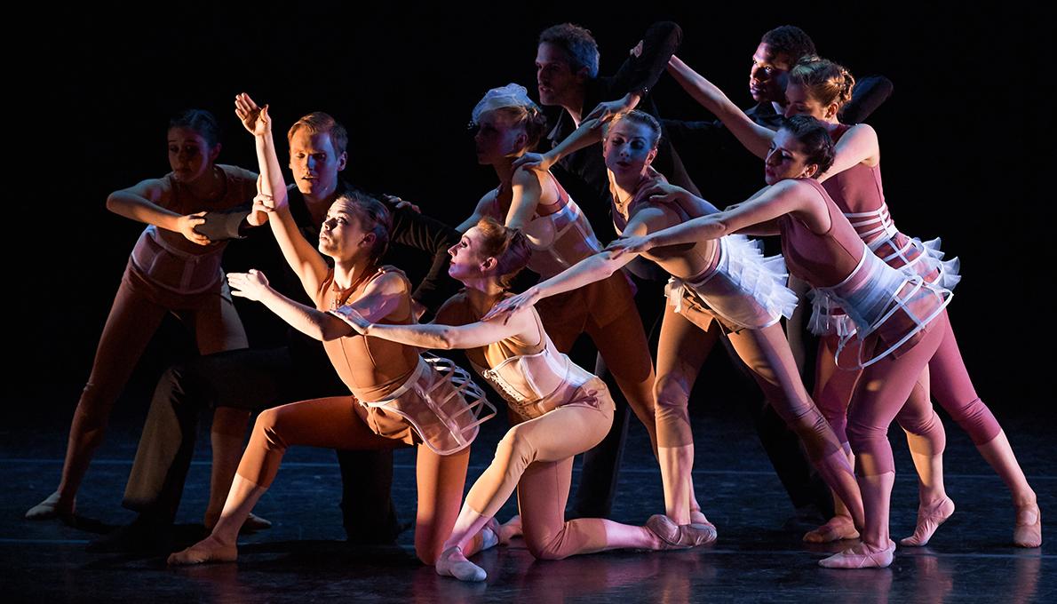 Alabma Dance Festival featuring Ballet Memphis