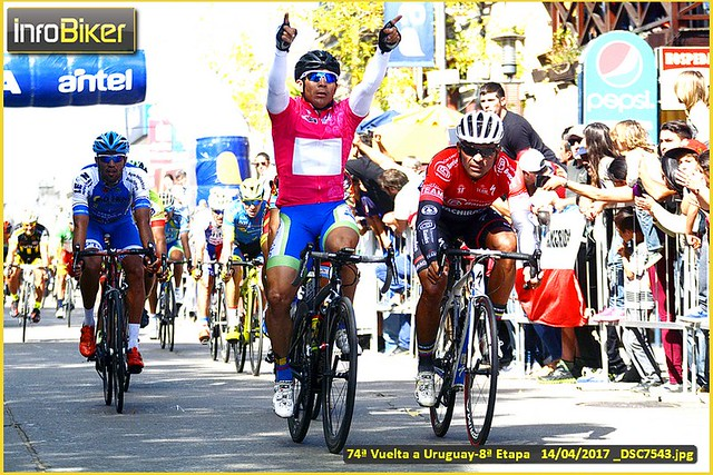 74ª Vuelta a Uruguay-8ª Etapa