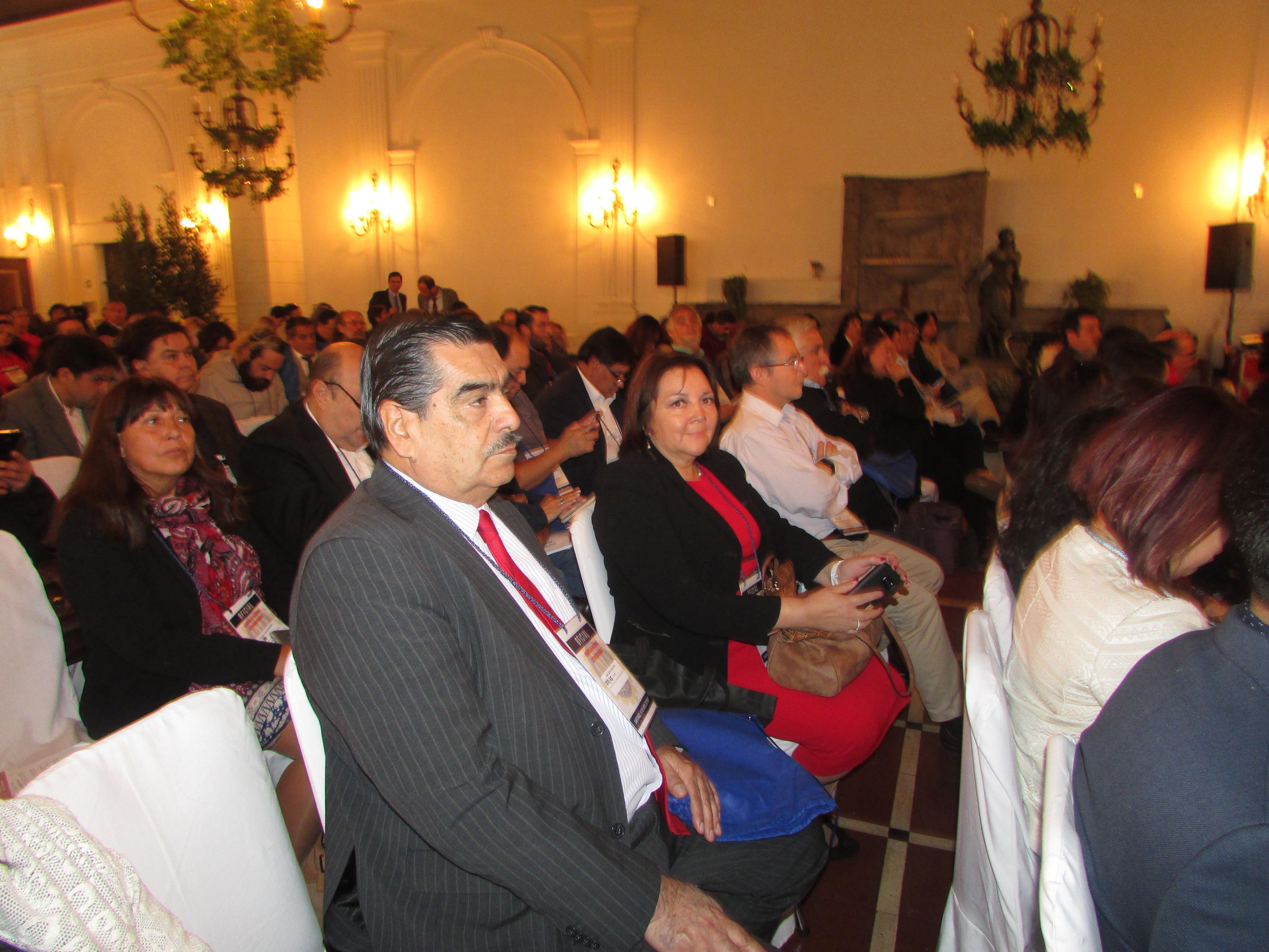 ANEC participa en Asamblea Nacional Extraordinaria ANEF - 10 Abril 2017