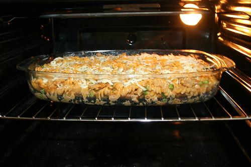 27 - Im Ofen überbacken / Bake in oven