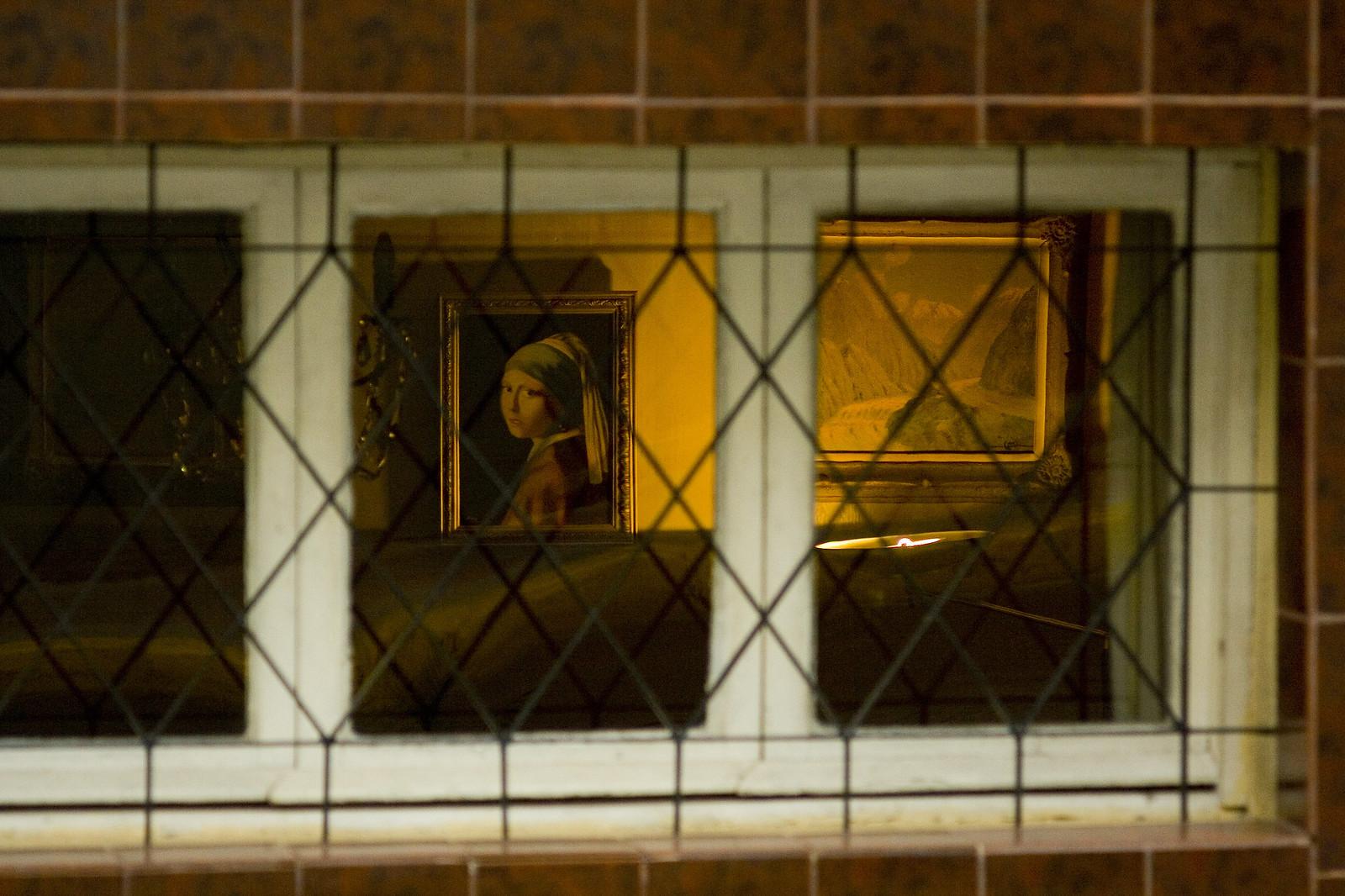 """""""La joven de la Perla"""" (Johannes Vermeer)"""