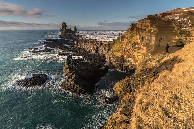 'Londrangar' - Iceland