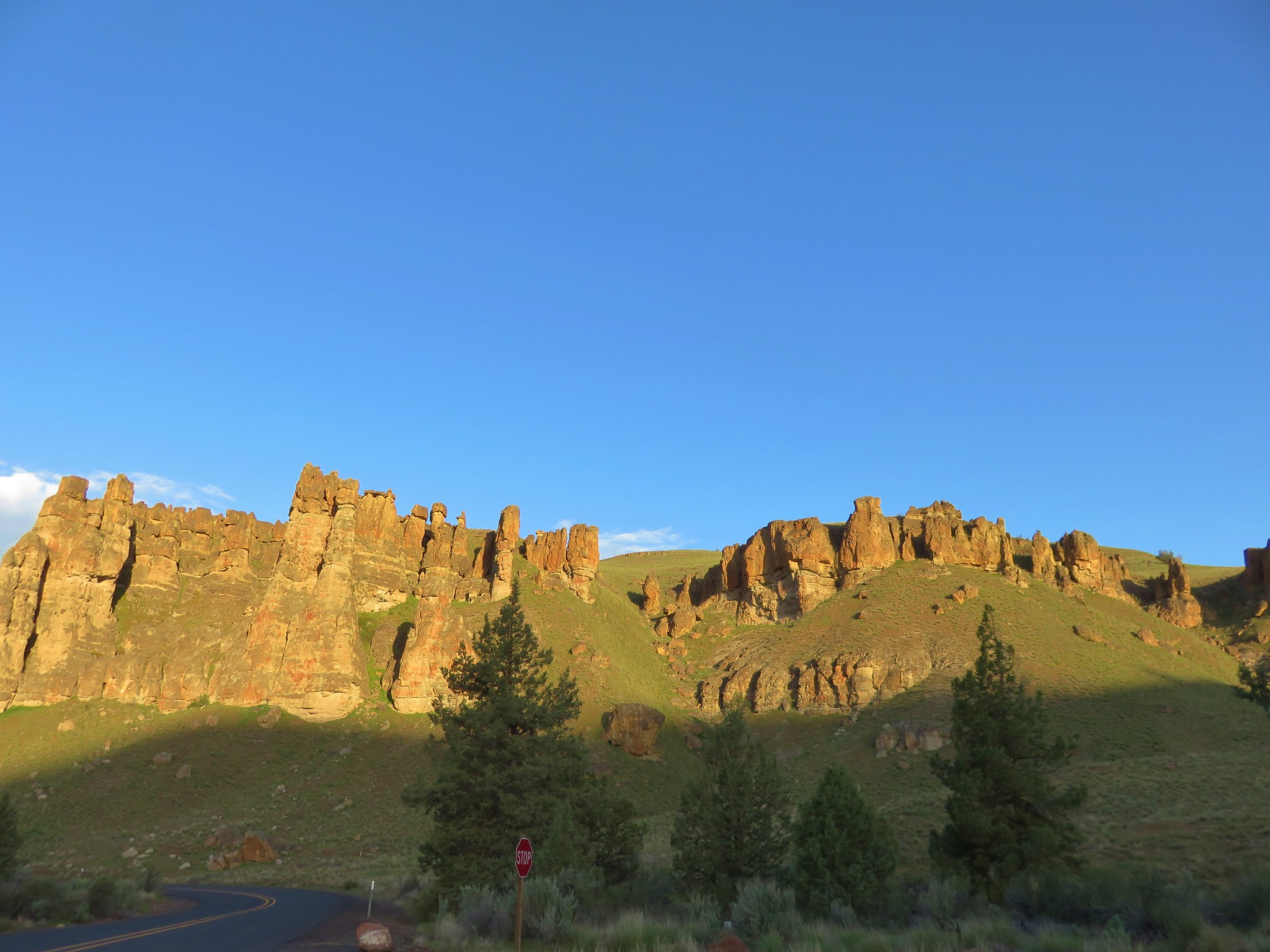 Clarno Unit - John Day Fossil Beds