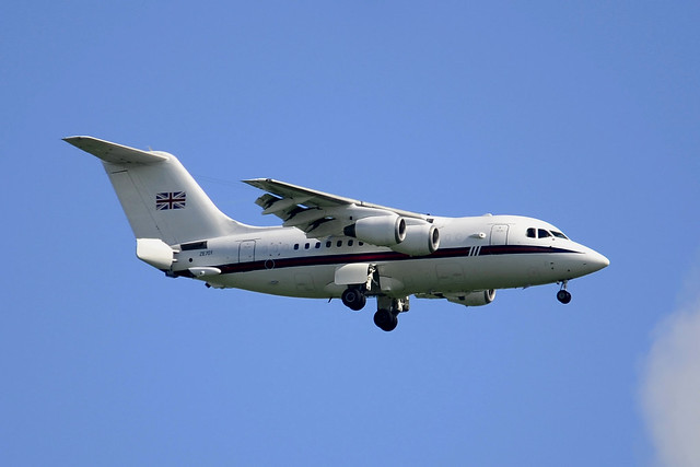 ZE701 BAe 146