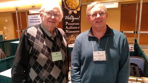 Harry Waterson and Wayne Homren