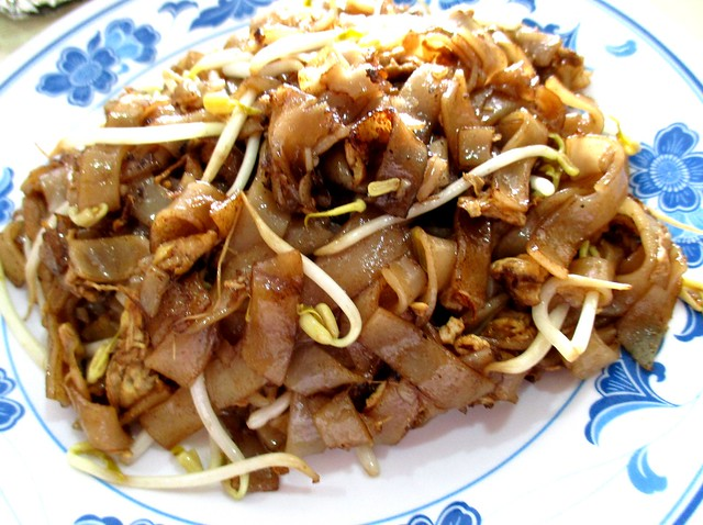 Y2K fried kway teow