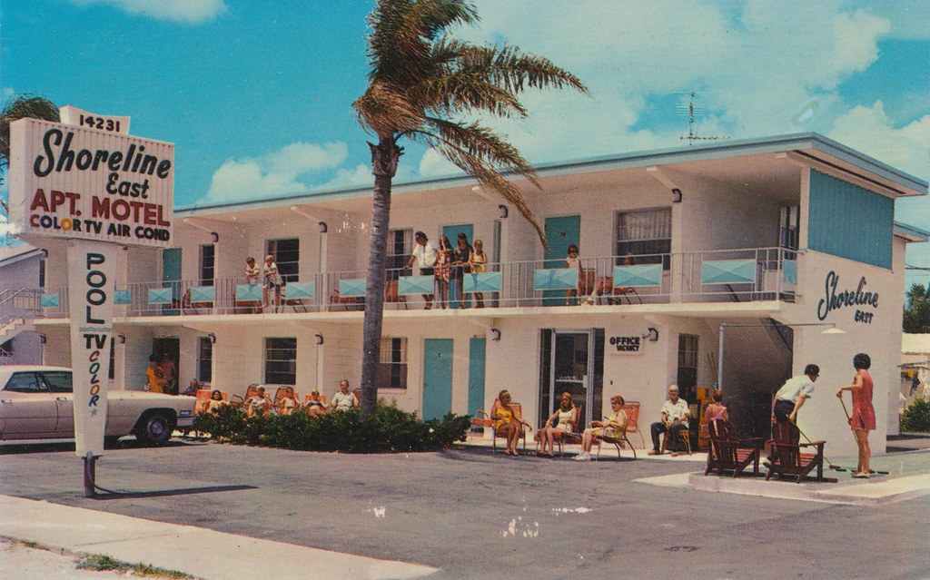 Shoreline East Motel - St. Petersburg, Florida