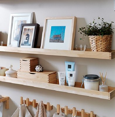ikea molger shelves hooks heath ashli flickr. Black Bedroom Furniture Sets. Home Design Ideas