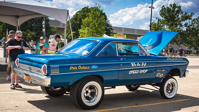1964 Ford Falcon Gasser Flickr Photo Sharing
