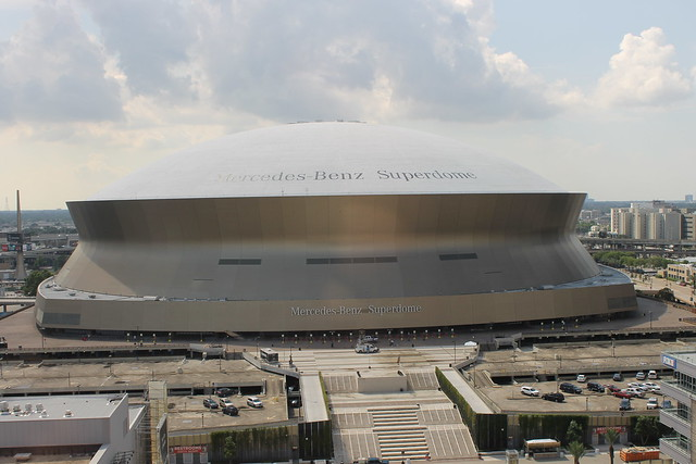 Mercedes benz superdome new orleans la flickr photo for Mercedes benz new orleans service