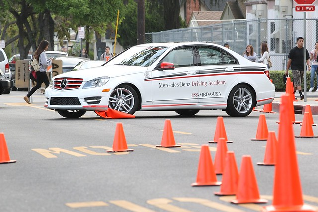 National teen driver safety week october 20 26 2013 for Mercedes benz driving school los angeles