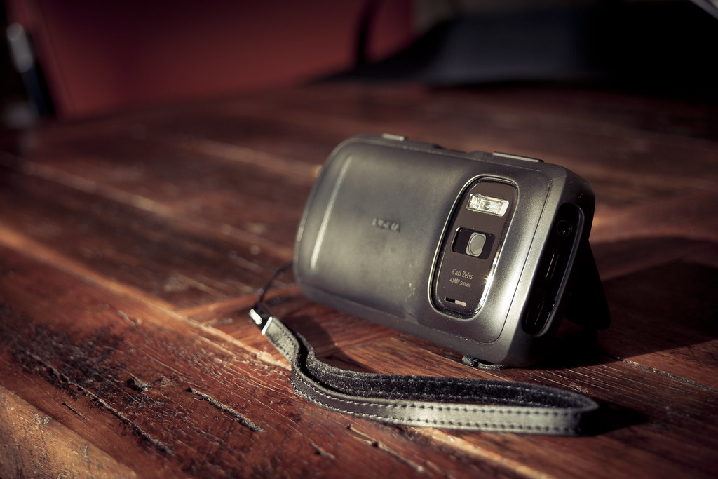 Nokia 808   Taken with Canon 5Dc, processed with Lightroom ...