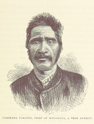 Image taken from page 541 of 'Te Ika a Maui, or, New Zealand and its Inhabitants ... Second edition, etc' | by The British Library