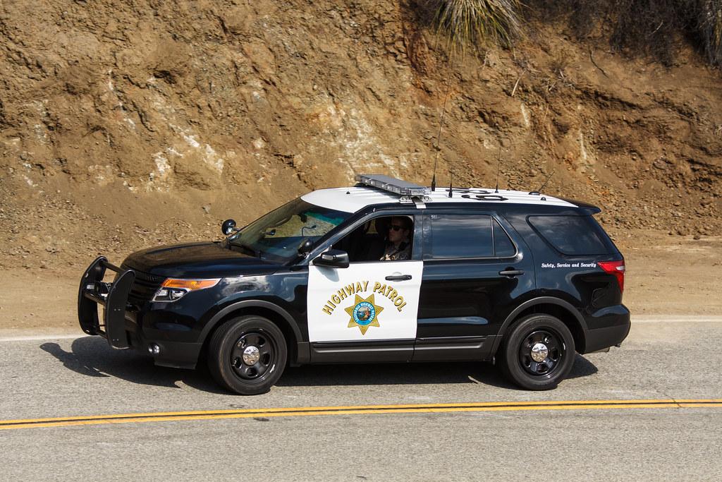 Back Up Camera Law California >> CHP Ford Explorer Police Interceptor Utility | The Californi… | Flickr