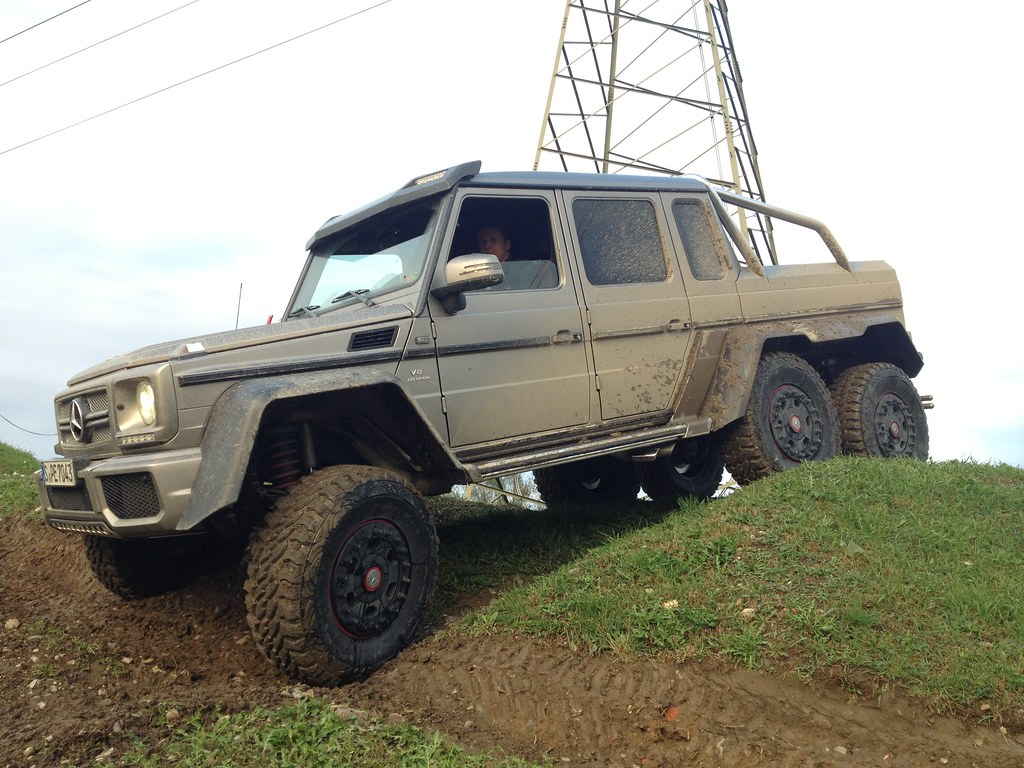 Mercedes benz g63 amg 6x6 follow us on for Mercedes benz g63 amg 6x6 price