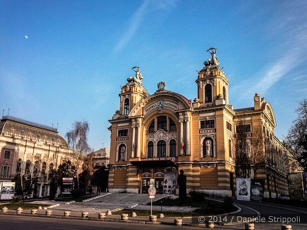 Teatrul Naţional e Opera Națională Română Cluj-Napoca