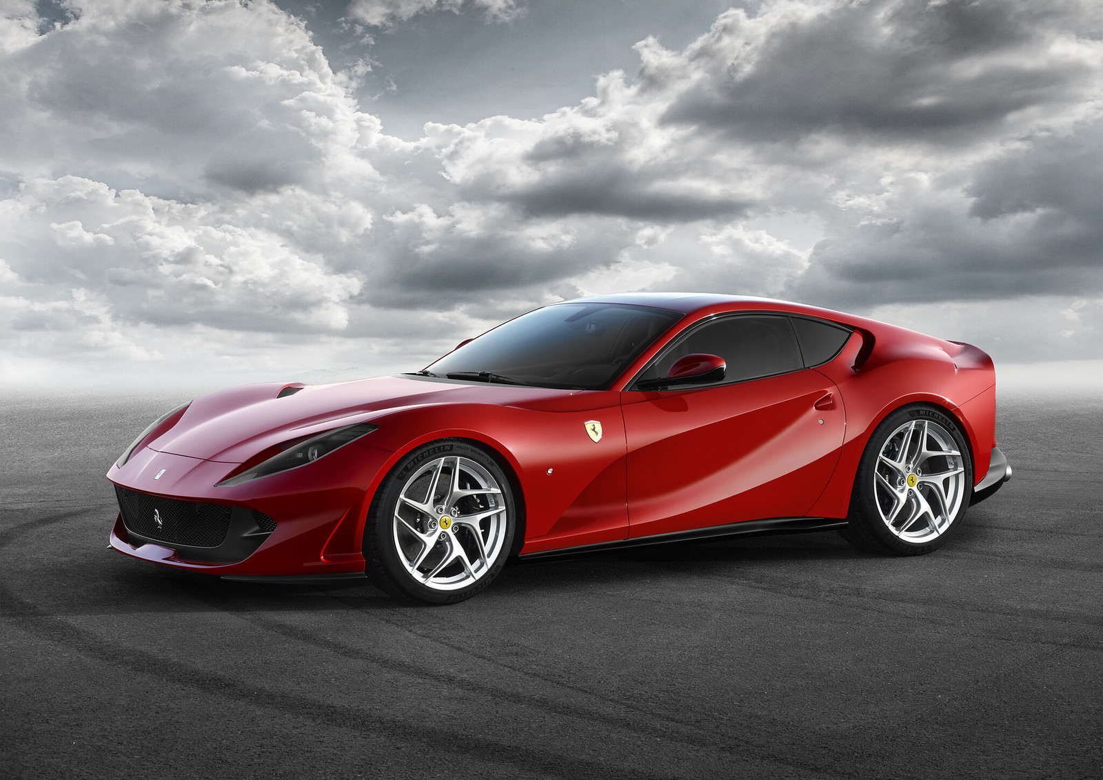 This is the Ferrari 812 Superfast
