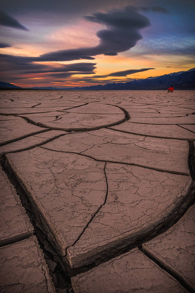 mud crack canyon